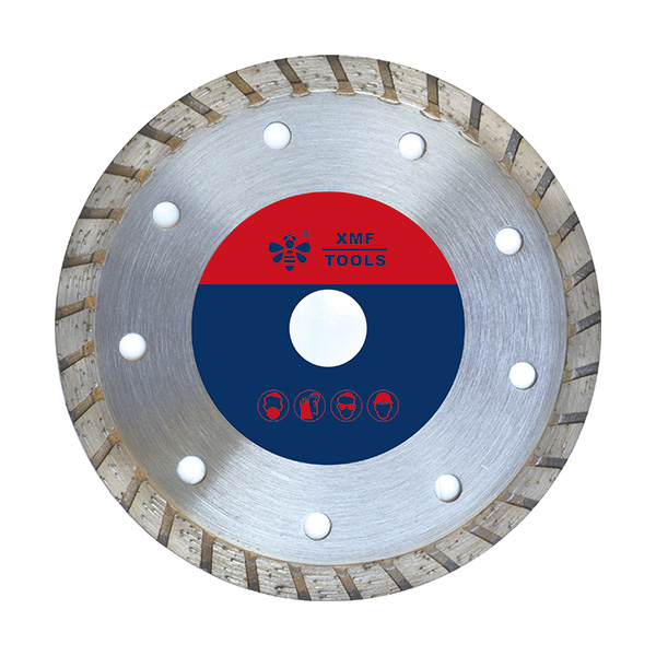 Hot-pressed Wide Turbo Saw Blade