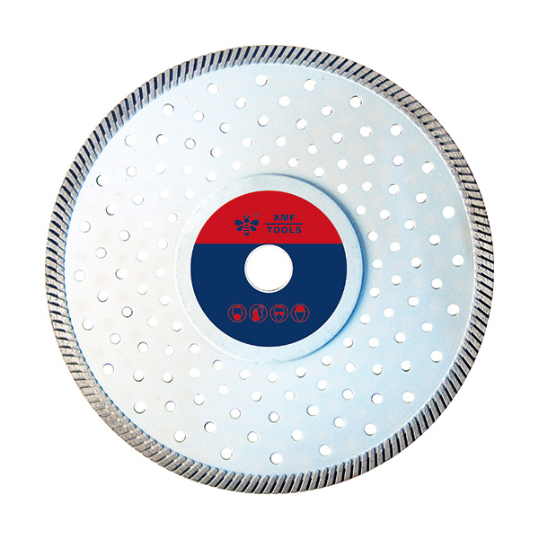 Hot Pressed Turbo Segmented Saw Blade