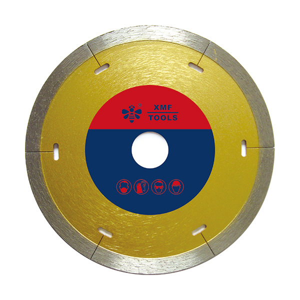 Sausage Tile Saw Blade