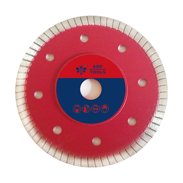 Dry Cutting Tile Saw Blade