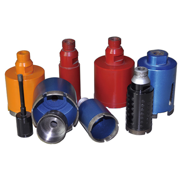 Core Drill Bits For Stone